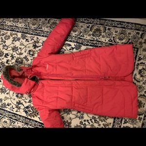 Oshkosh girl's ski jacket